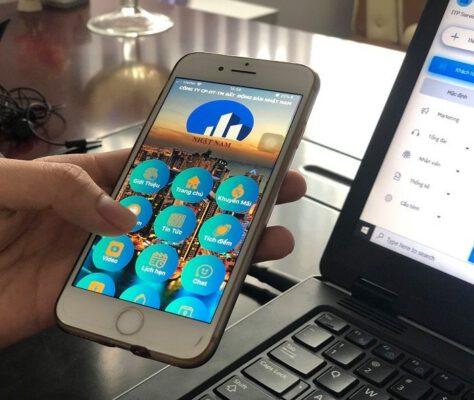 App Ung Dung Di Dong nhat nam