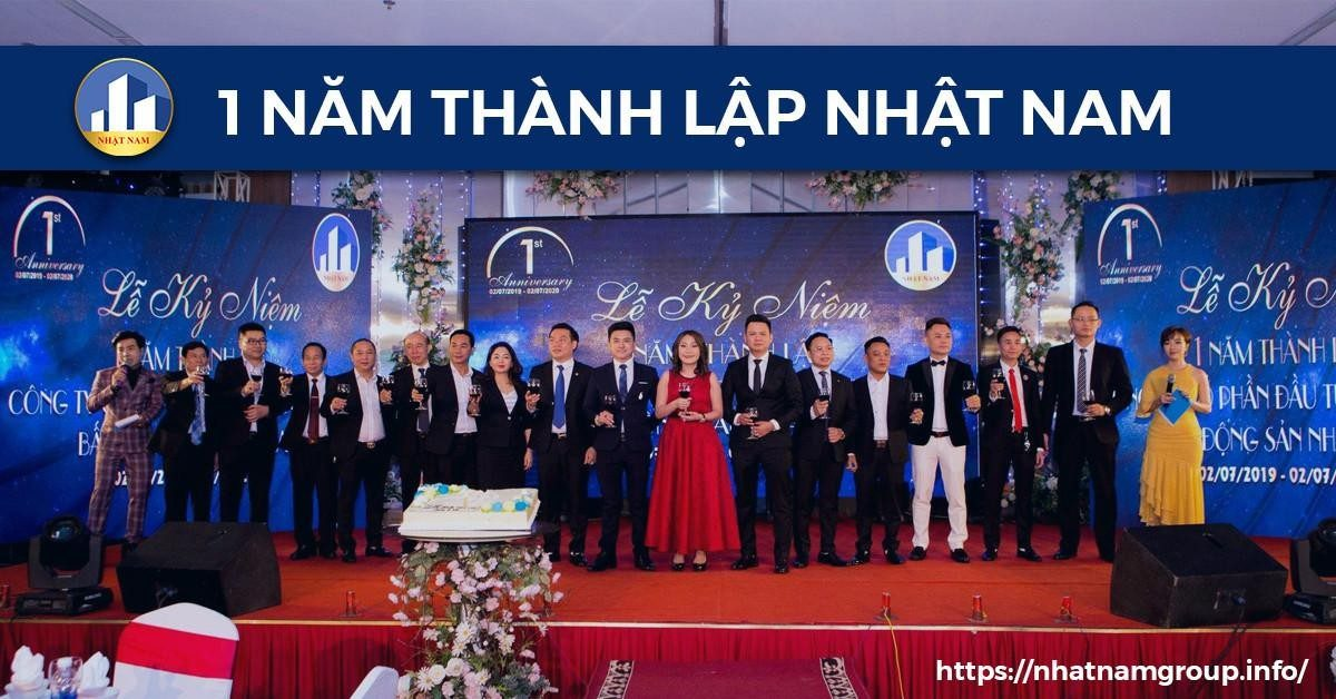 1 Năm Thanh Lap Nhat Nam