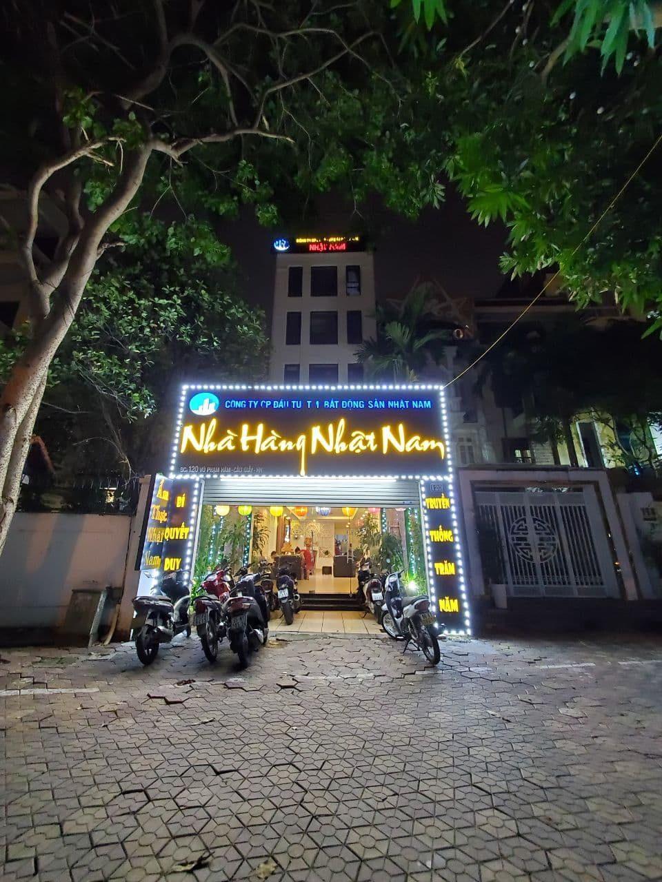 Nha Hang Nhat Nam Ha Noi